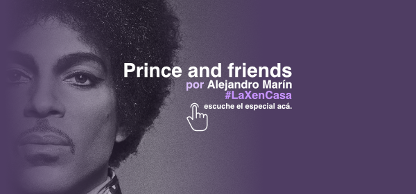 Prince and friends, por Alejandro Marín