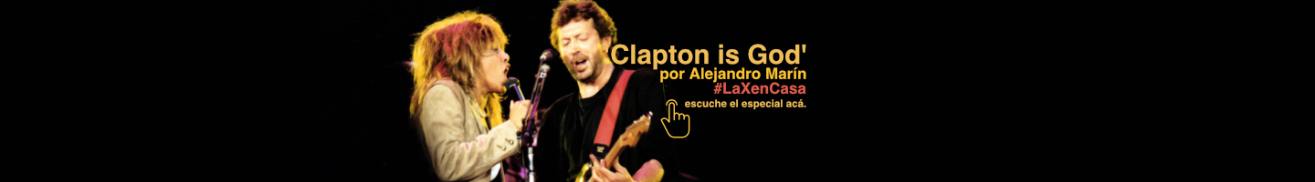 Clapton is God por Alejandro Marín