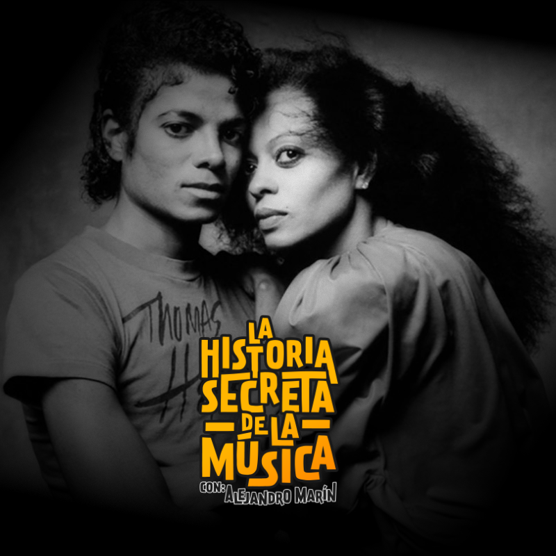 Michael Jackson y Diana Ross