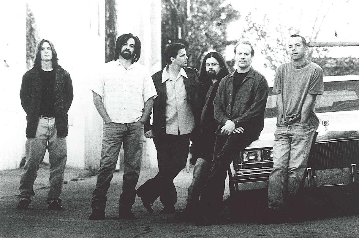 Early Counting Crows