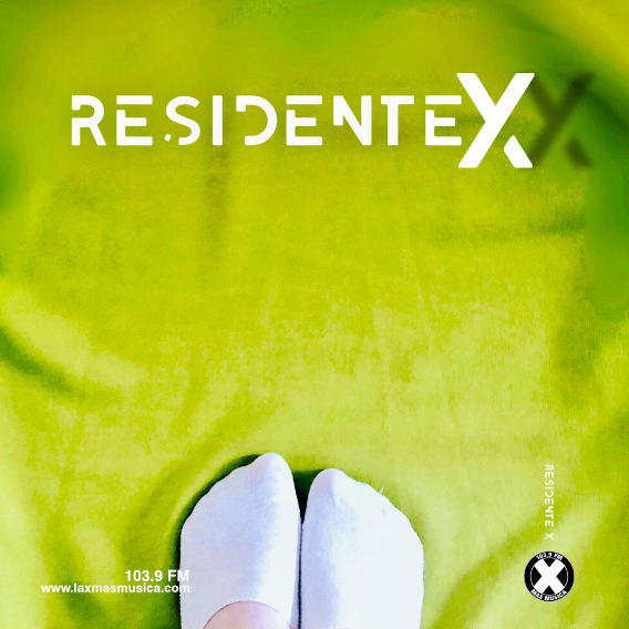 DJ Set ResidenteX EP 22