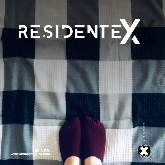 DJ Set ResidenteX EP 15
