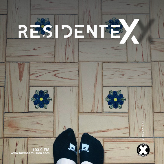 DJ Set ResidenteX EP 25