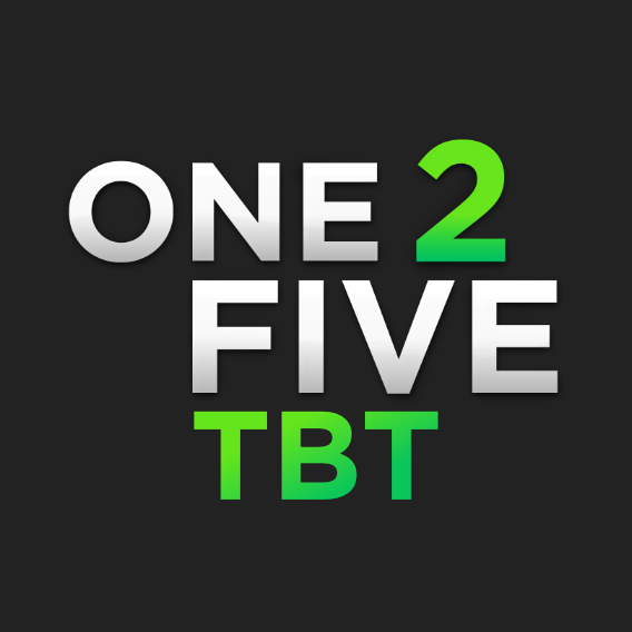 One2Five TBT oct. 8