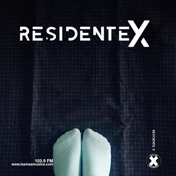 DJ Set ResidenteX EP 18.