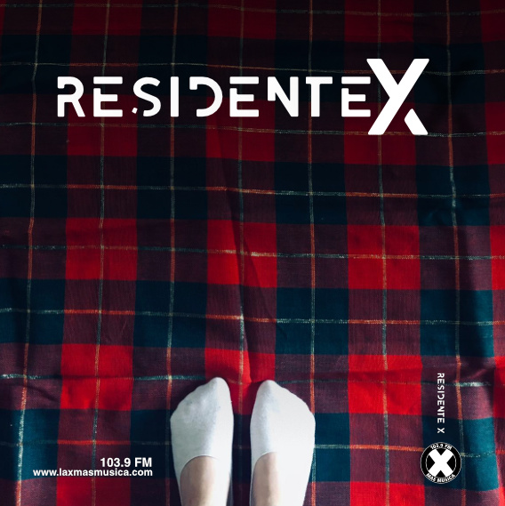 DJ Set ResidenteX EP 17