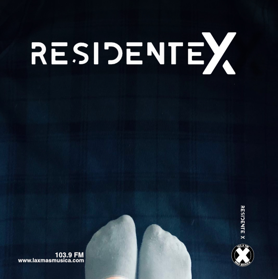 DJ Set ResidenteX EP 30