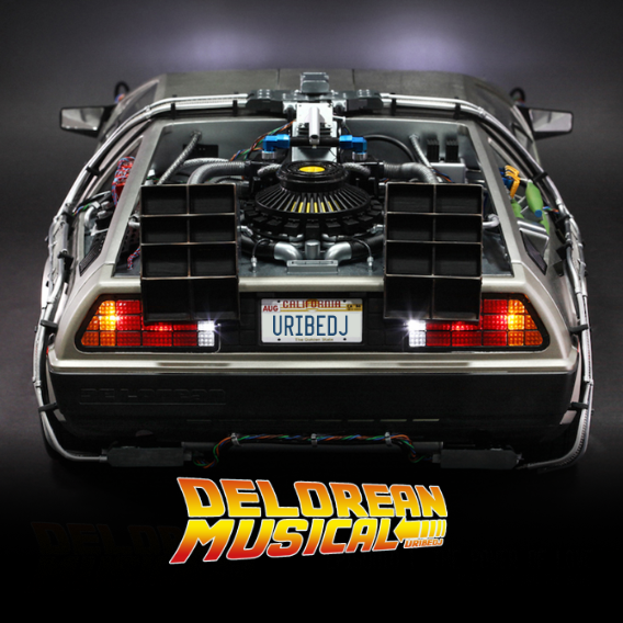 Delorean Musical: The power of love - ep.1