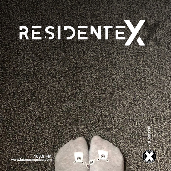 DJ Set ResidenteX EP 24