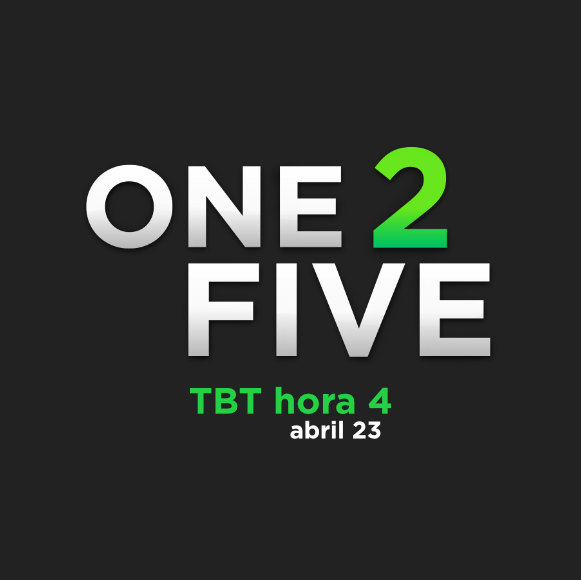 One 2 Five - TBT 004 abr23