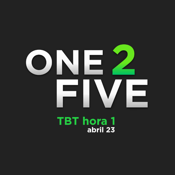 One 2 Five - TBT 001 abr23