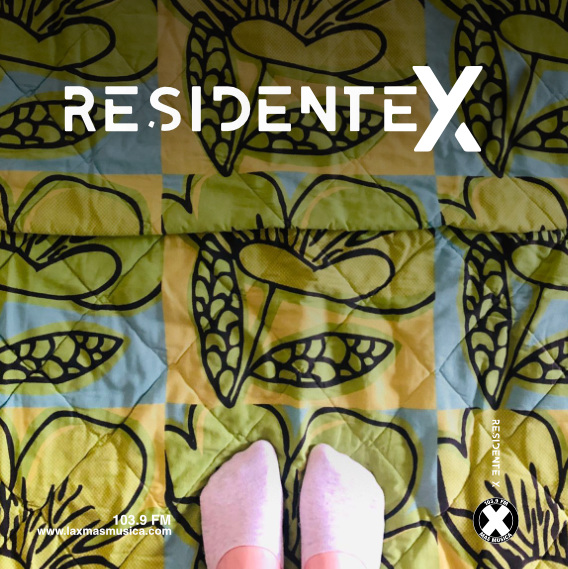 DJ Set Residente X EP14