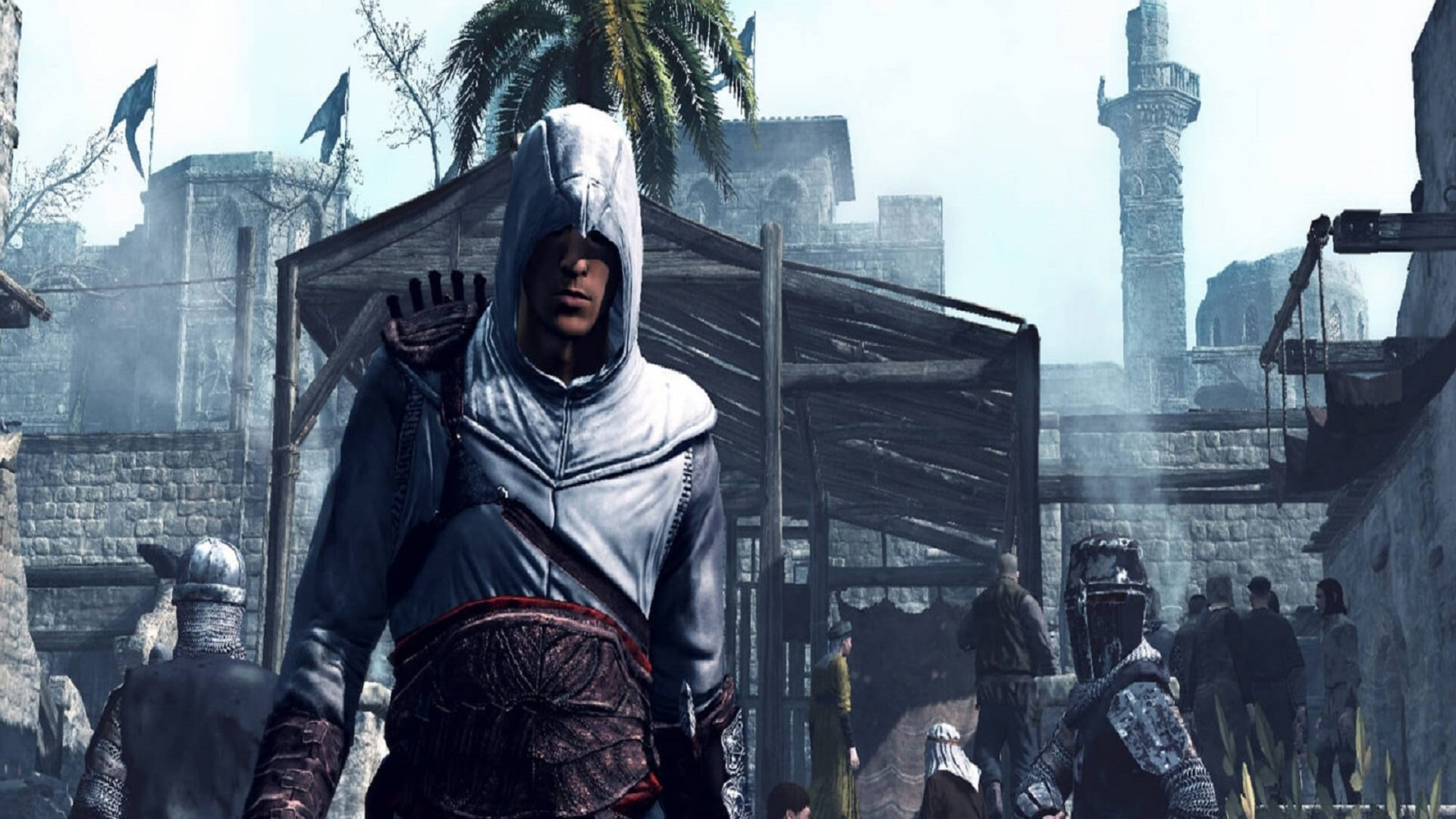 Netflix anunció nueva serie live-action de Assassin's Creed