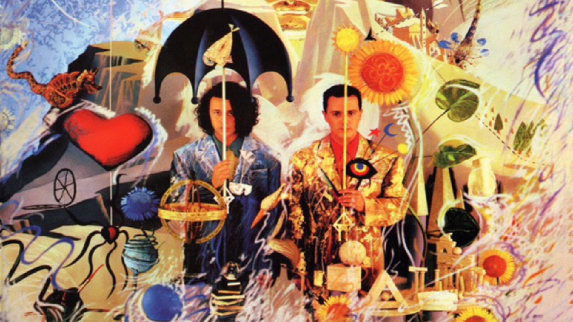 Tears for Fears lanza boxset de su emblemático The Seeds Of Love de 1989