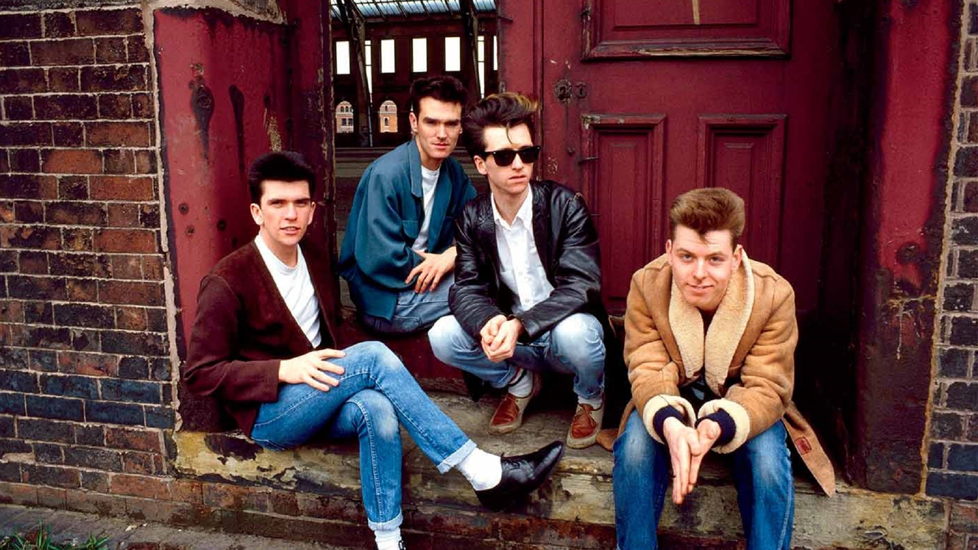The Smiths comparten sus presentaciones en Top of the Pops