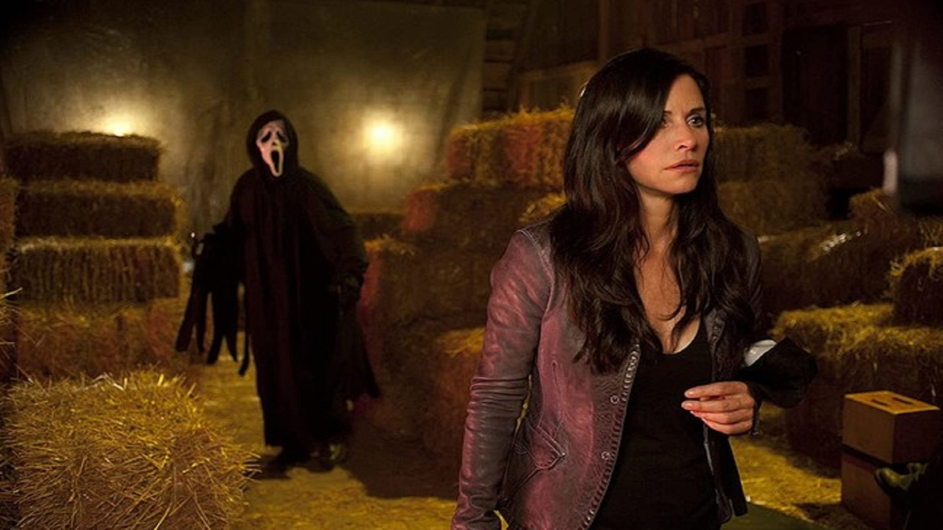 "Courteney Cox regresa a la pantalla grande en ""Scream' 5"""