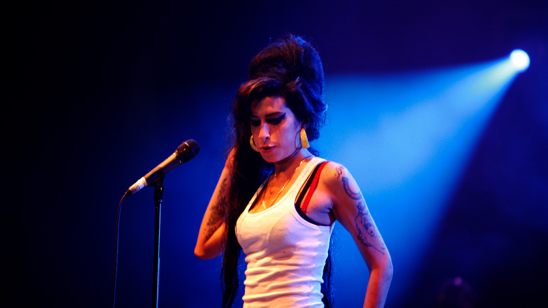 Artistas y canciones favoritas de Amy Winehouse