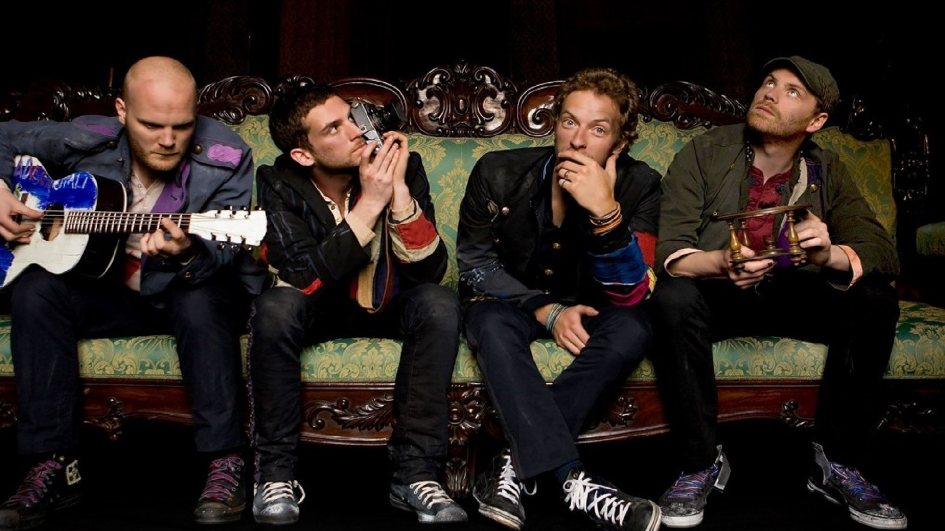"Delorean Musical: ""Viva la vida"" de Coldplay"