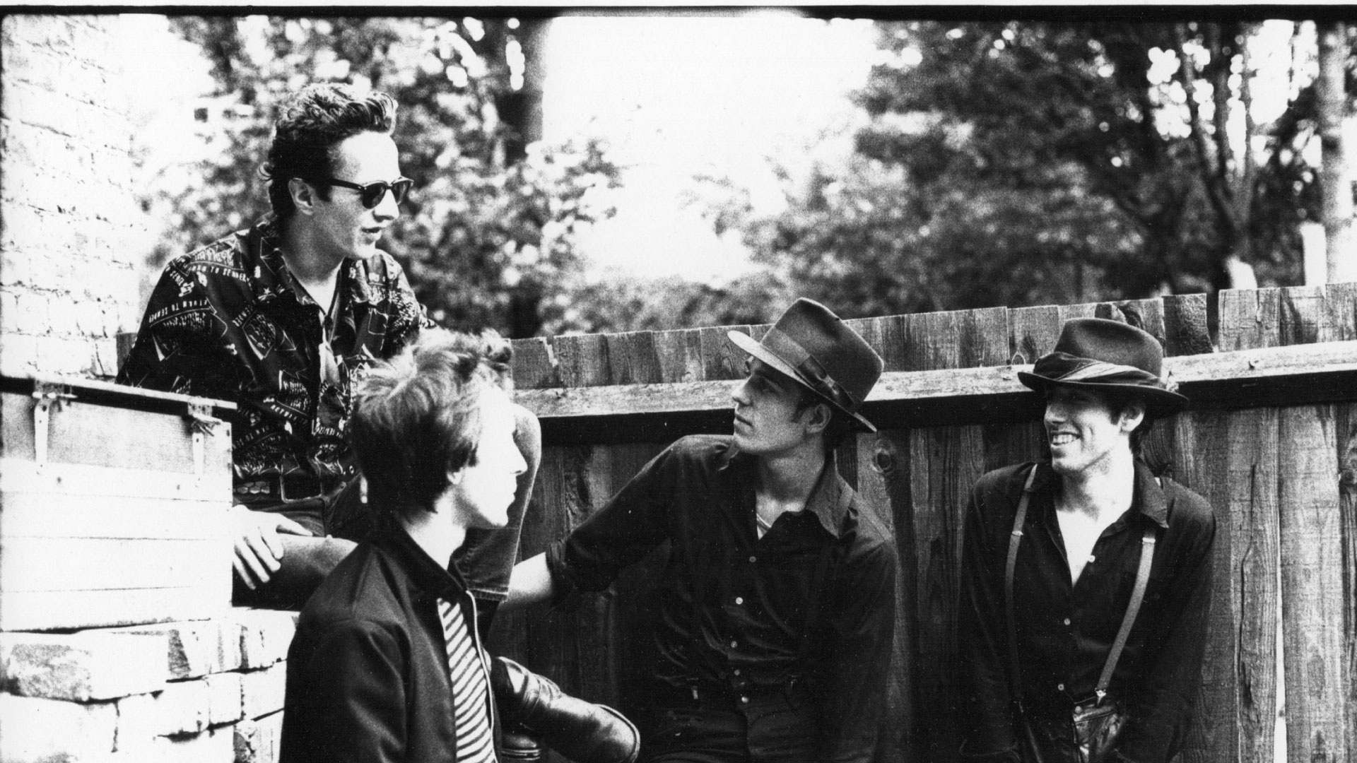 "After Hours celebra los 41 años del ""London Calling"" de The Clash"