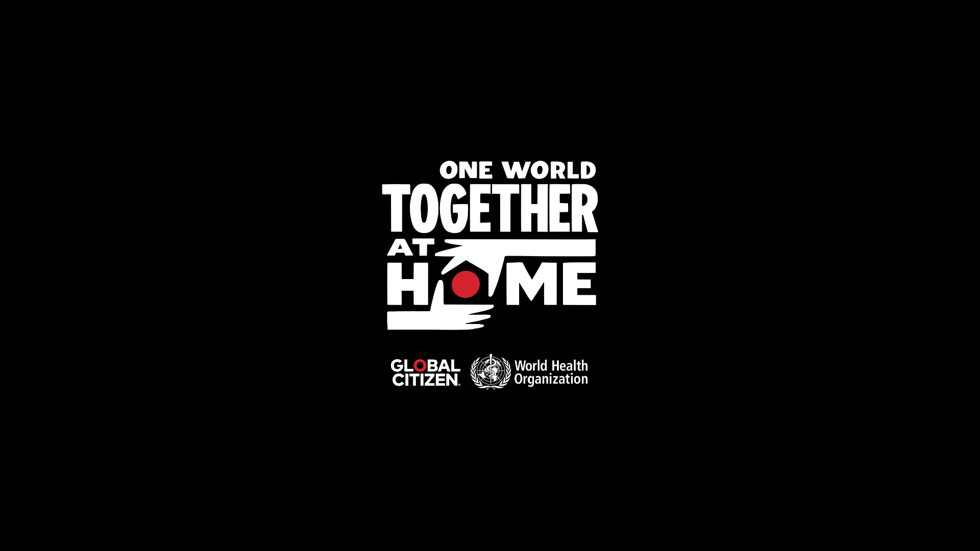 One World Together At Home. Horario y artistas.
