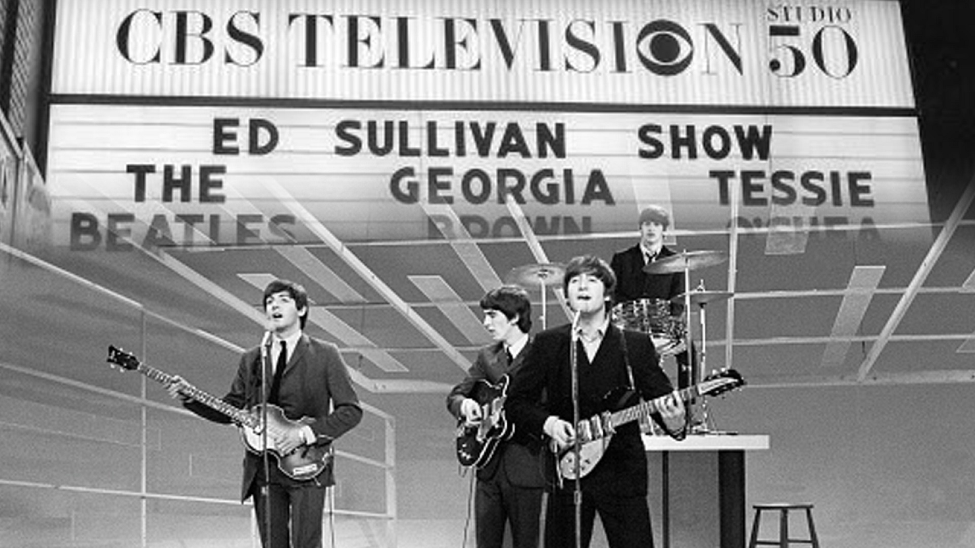 El archivo de The Ed Sullivan Show está disponible en su canal de YouTube