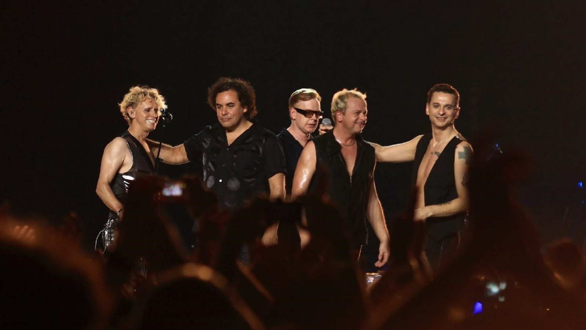 Depeche Mode y Nine Inch Nails entre los artistas que ingresan al Rock and Roll Hall of Fame