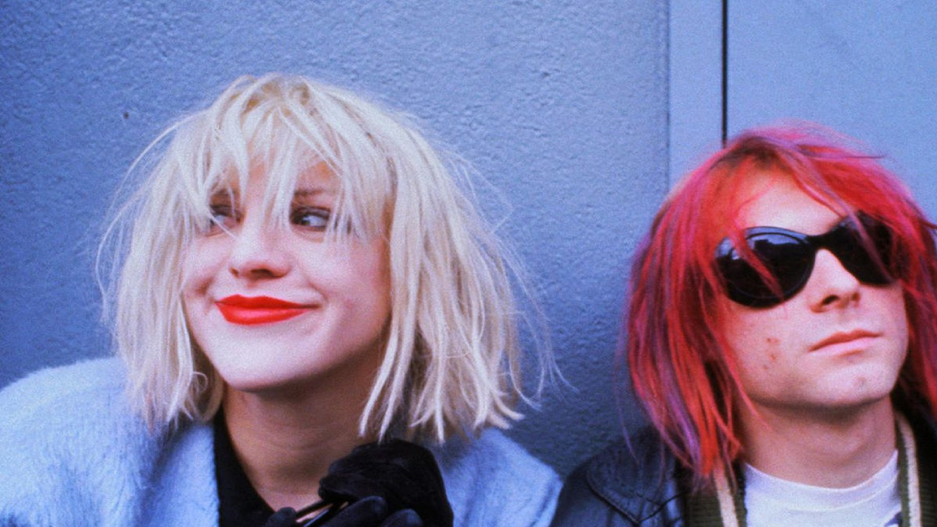 El dueto que Kurt Cobain y Courtney Love hicieron juntos