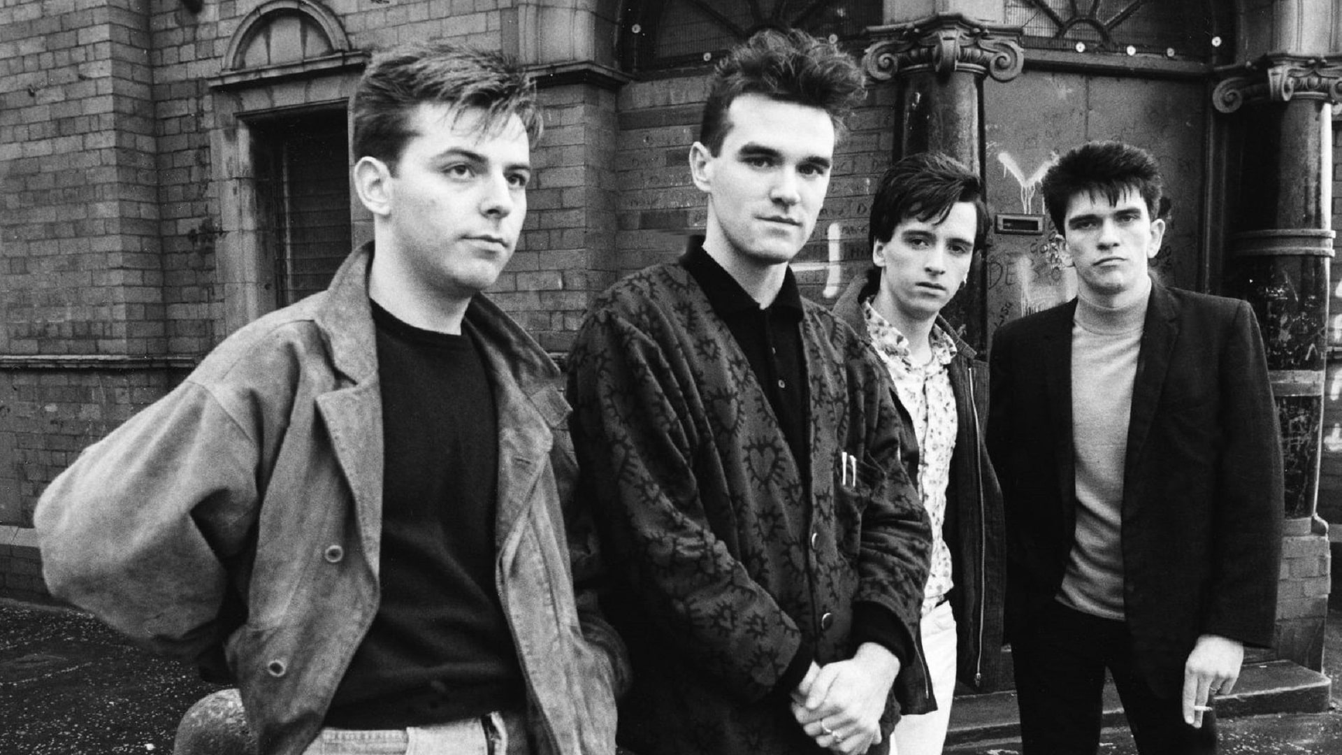 Confirman película sobre la separación de The Smiths