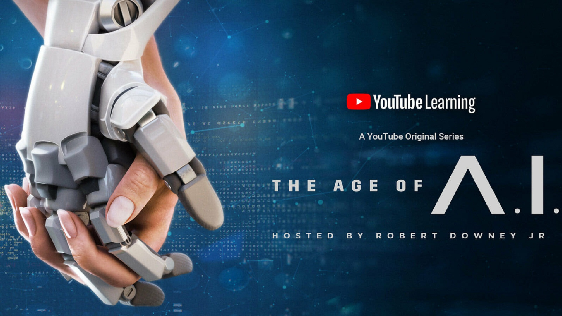 Robert Downey Jr. presenta documental de Inteligencia Artificial