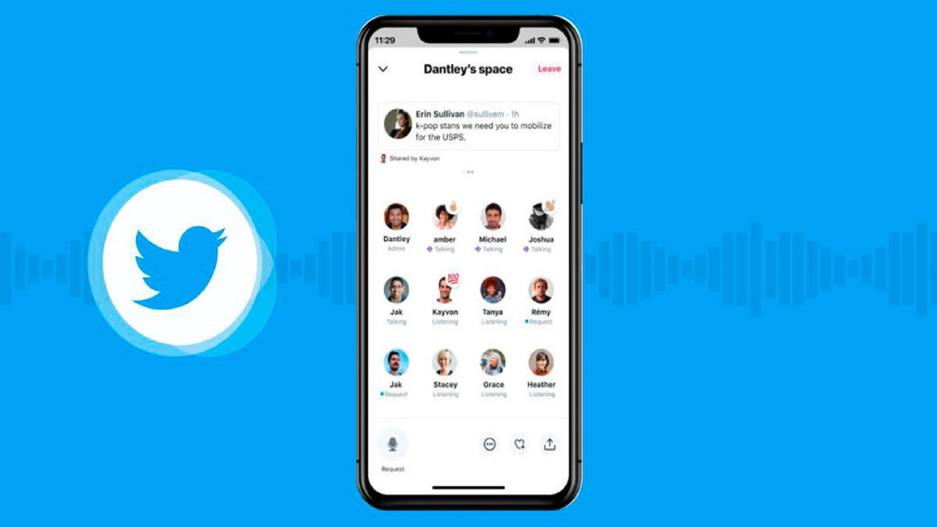 Clubhouse y Twitter Spaces sí graban los audios