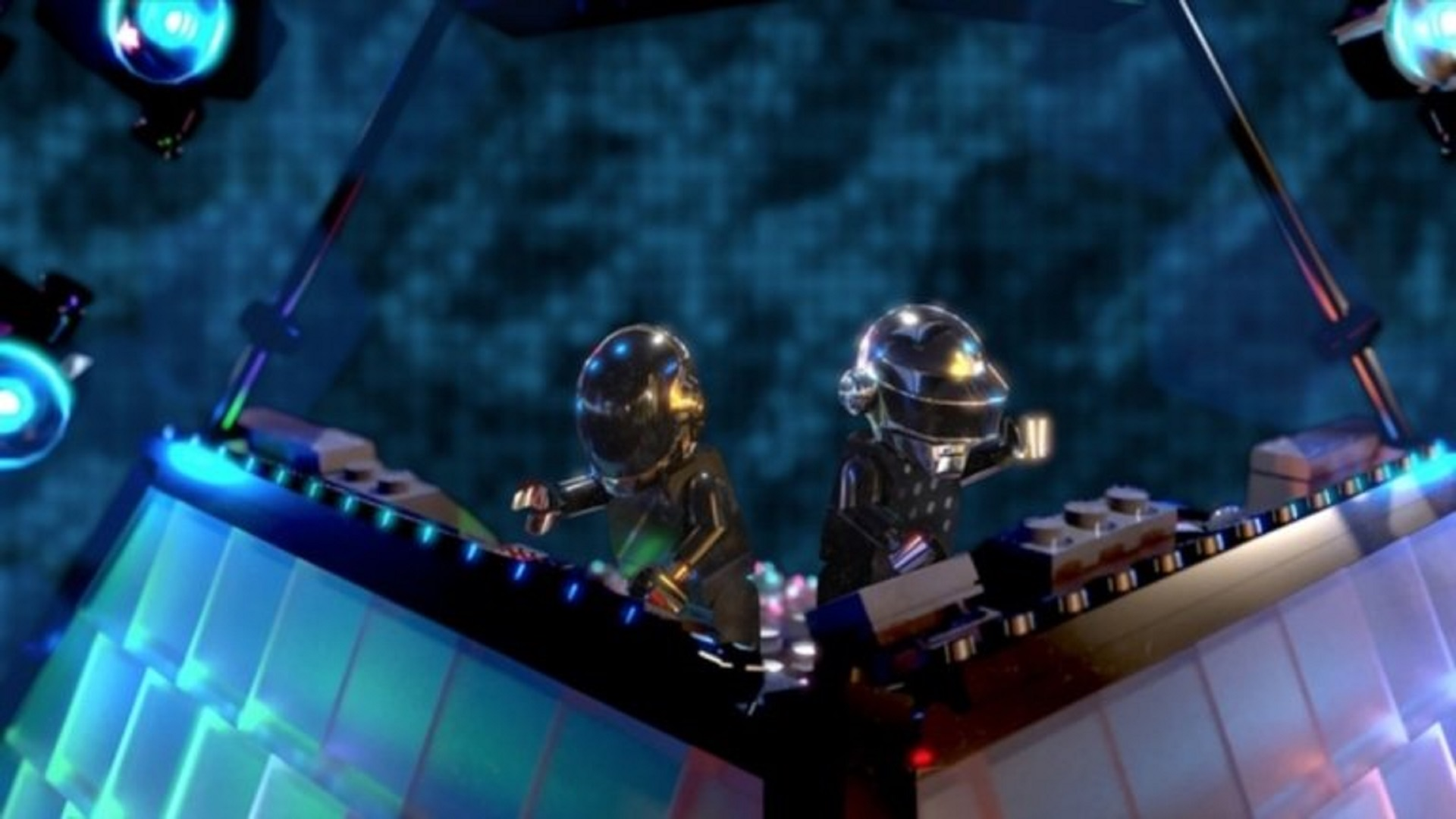 Daft Punk y Gorillaz entre los ganadores del Lego Ideas Music To Our Ears