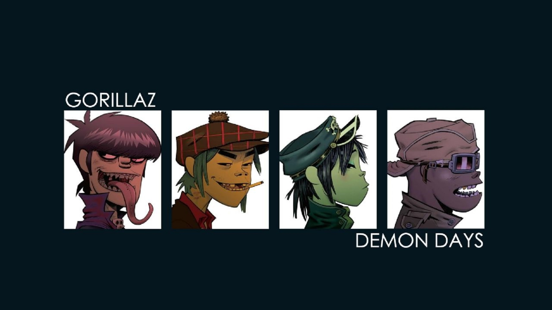 Discos para oír en la cuarentena: Demon Days de Gorillaz [video]
