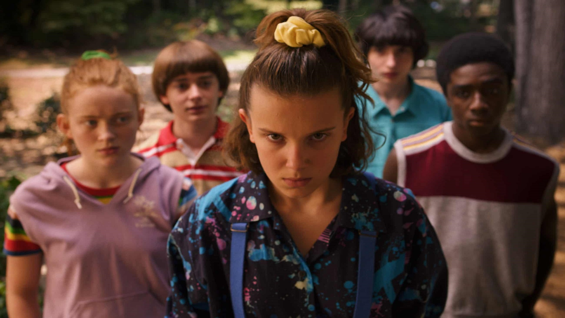 Suspenden rodaje de Stranger Things