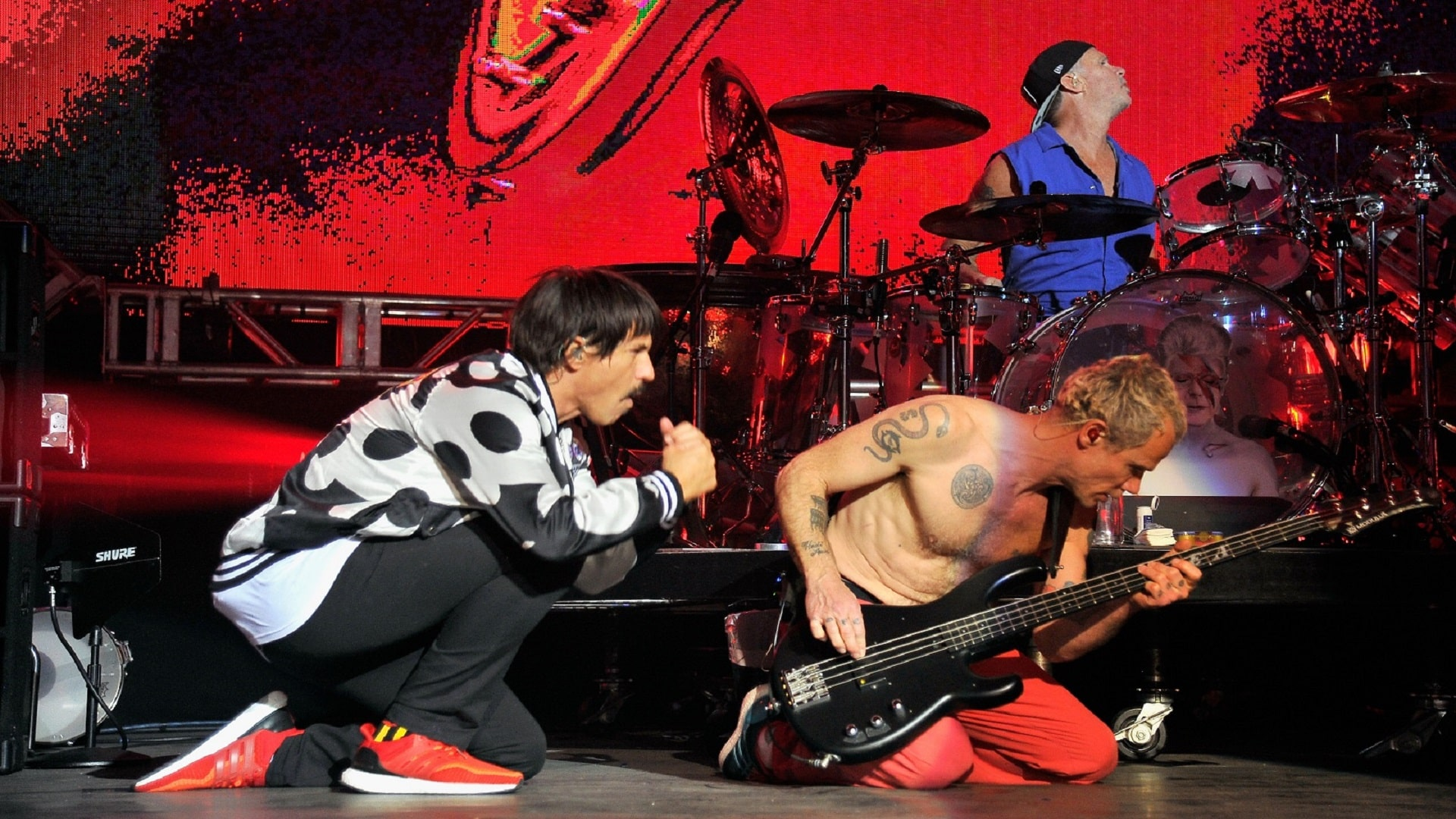 #QuizX: ¿Qué tanto sabe de los Red Hot Chili Peppers?