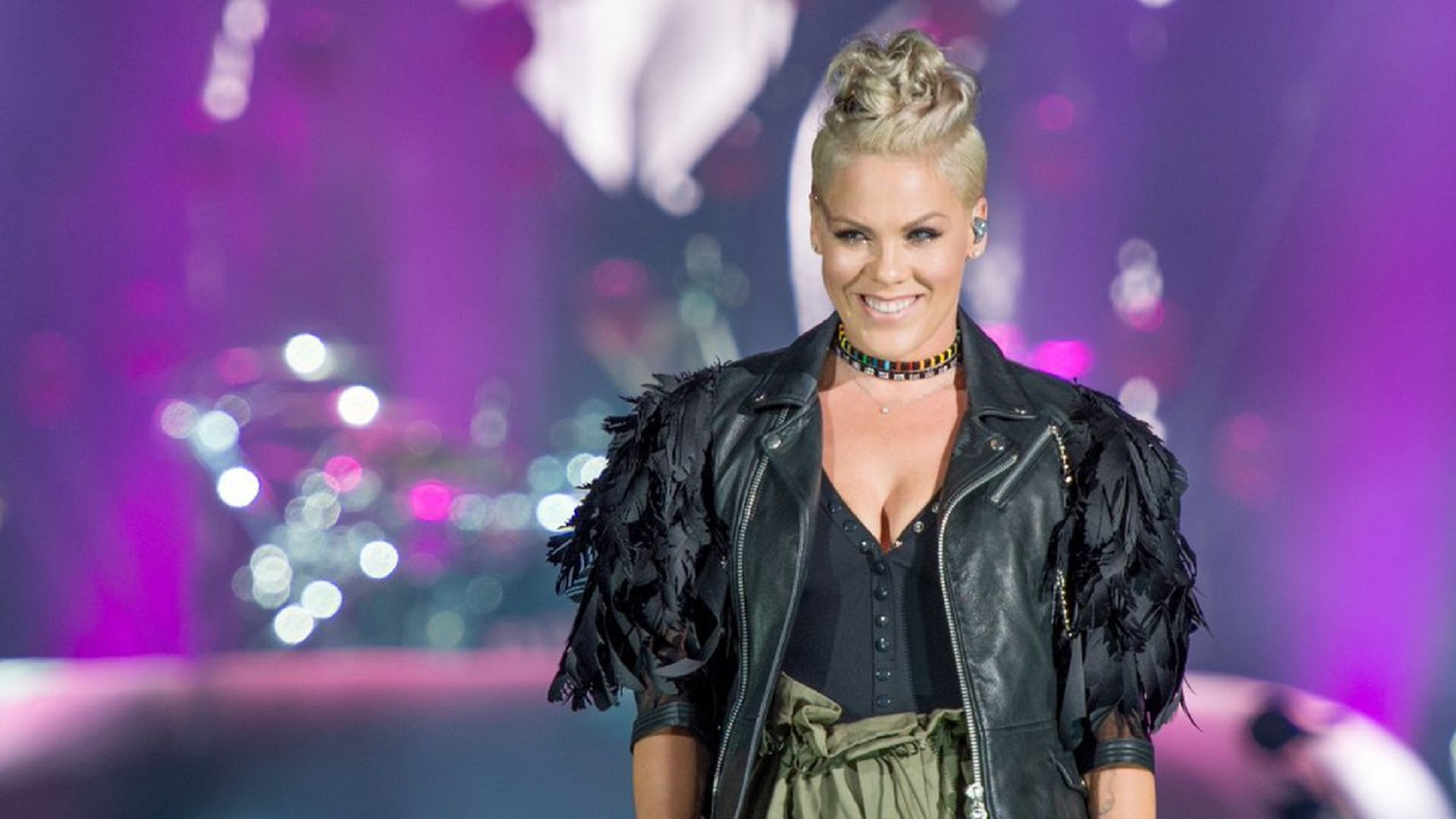 Pink anuncia documental de su vida