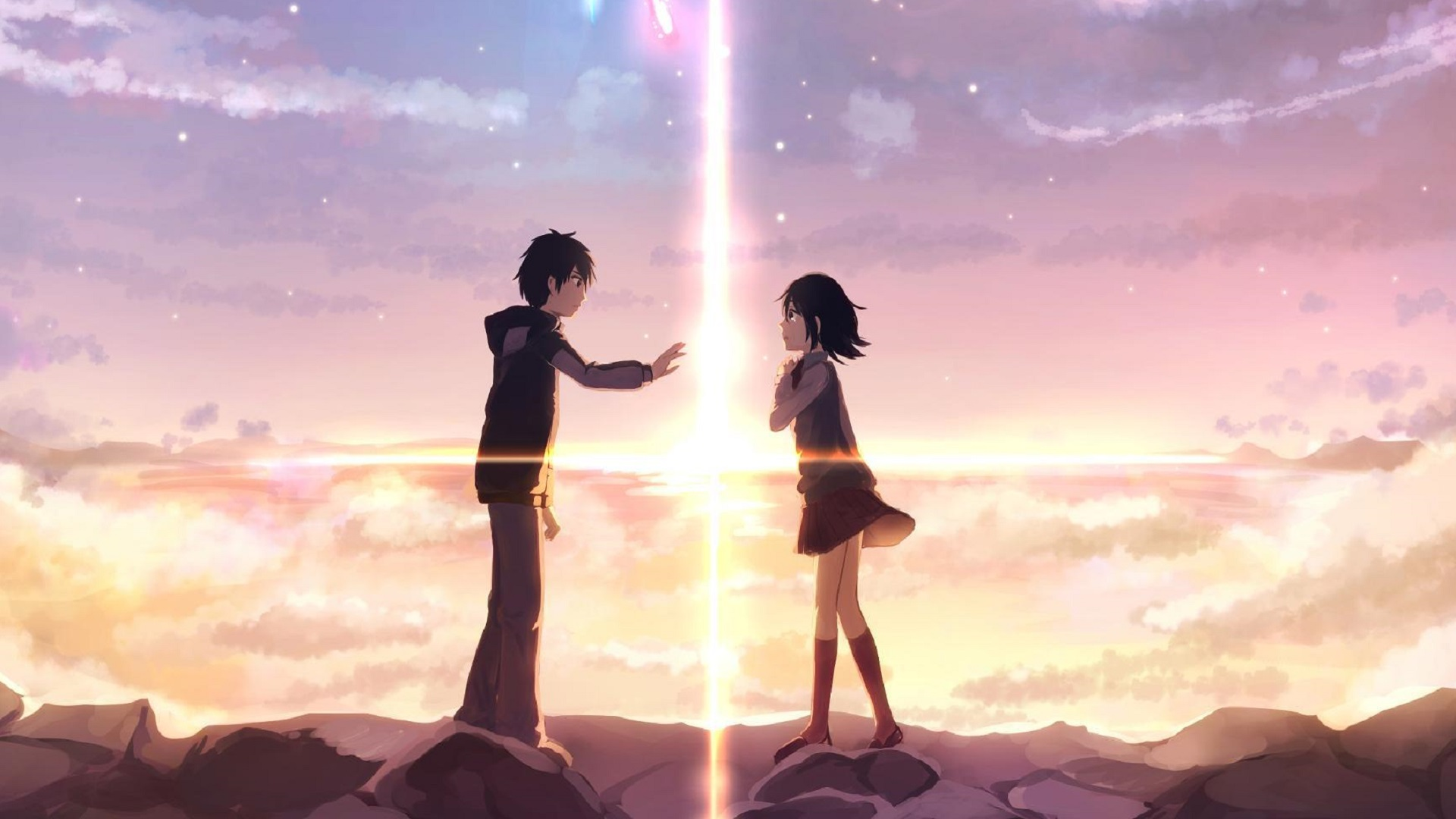 Your Name, una de las películas más importantes del Animé, tendrá Live Action