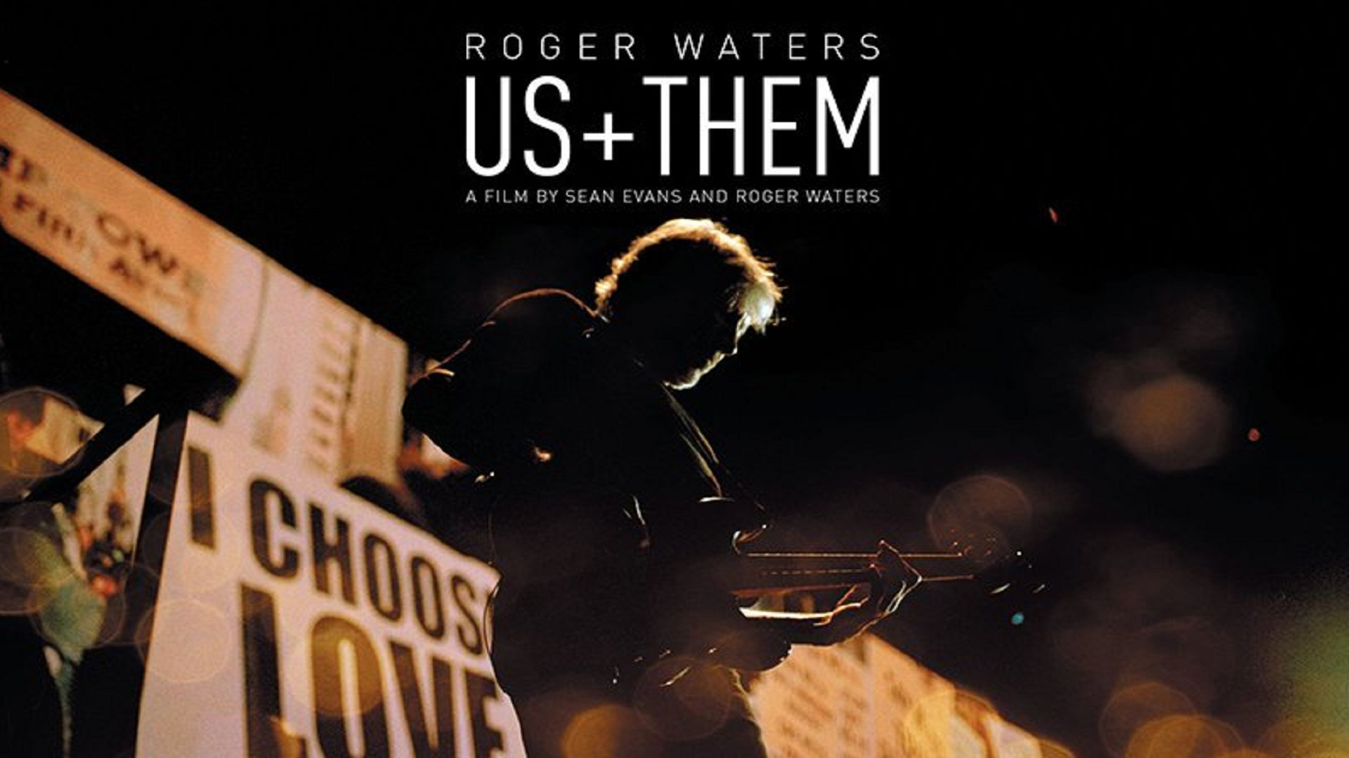 Vea el trailer Us + Them, el nuevo documental de la gira de Roger Waters