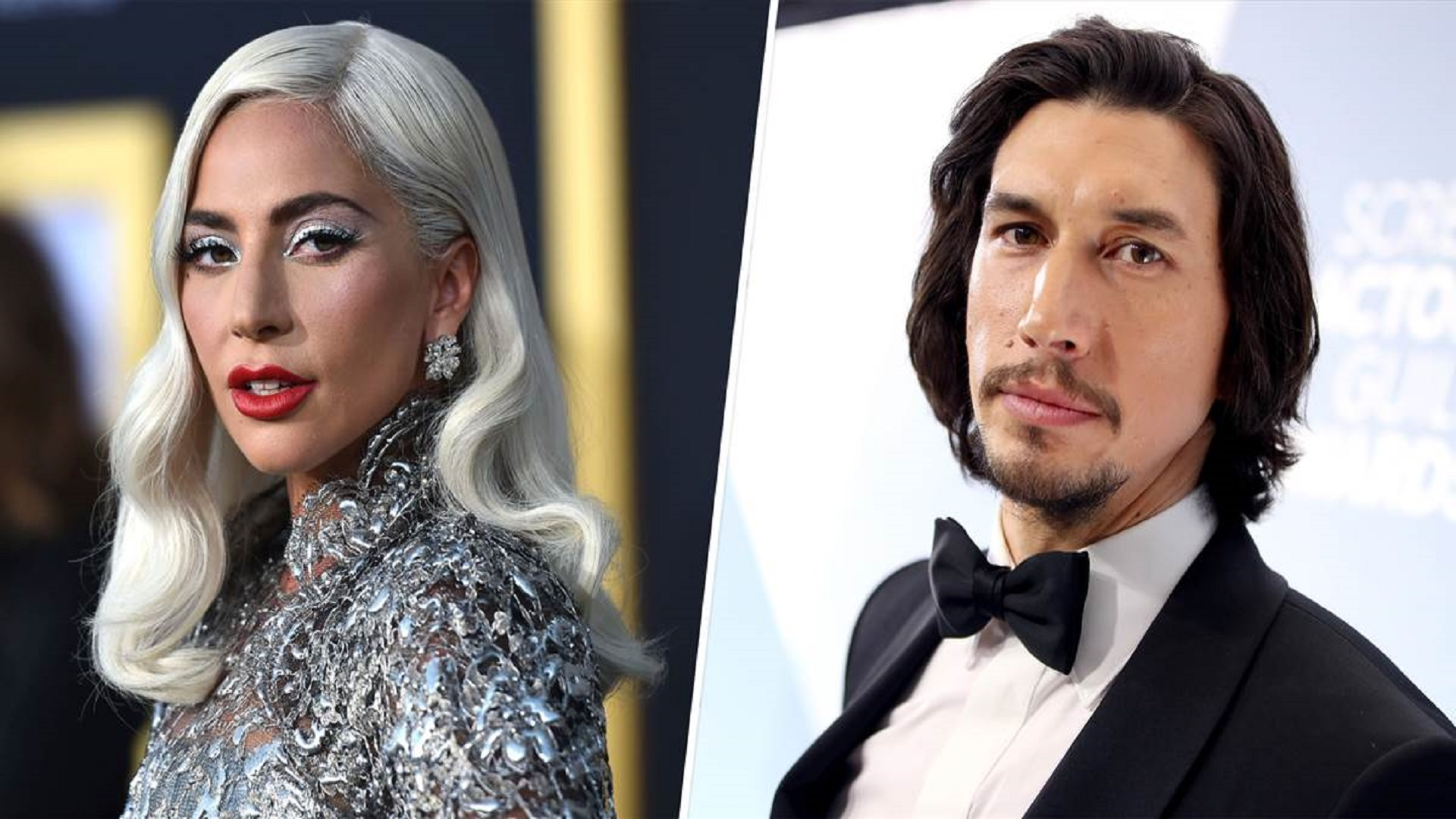 "Primeras fotos de Lady Gaga y Adam Driver filmando ""House Of Gucci"""