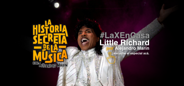 Little Richard, La Historia Secreta de La Música